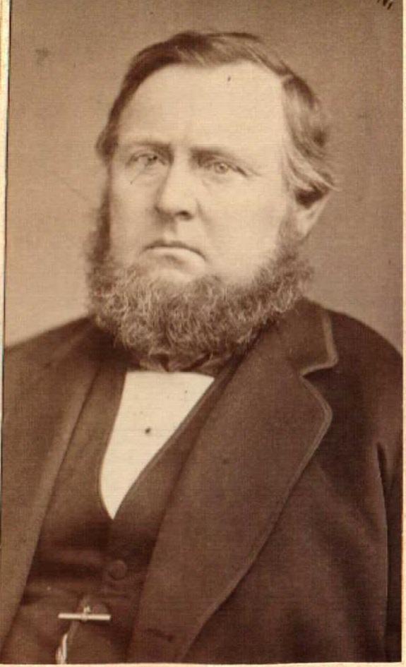 William Perry Bruce