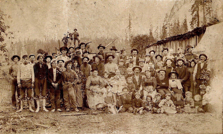Grand Mound, WA 1853