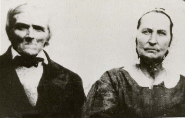 Description: http://www.oregonpioneers.com/graphics/James&ElizabethMcClure.jpg