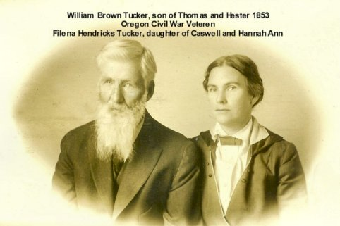 Filena and William B. Tucker